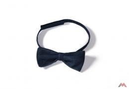 B&C csokornyakkendő Denim Bow-Tie