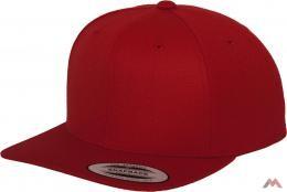 Classics baseball sapka Snapback 6P piros