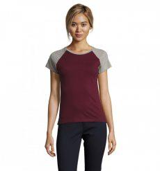 SOL'S Milky Ladies' Raglan T-Shirt bicolor
