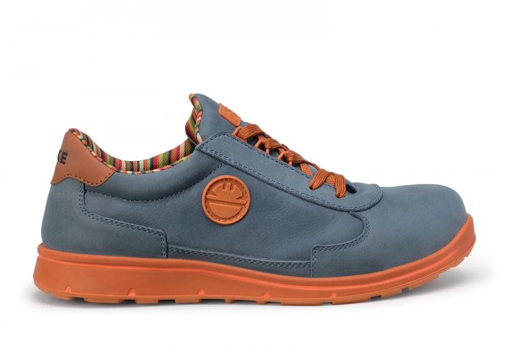 a71d10bc108e Dike munkavédelmi cipő Cross S3 ESD kékes szürke