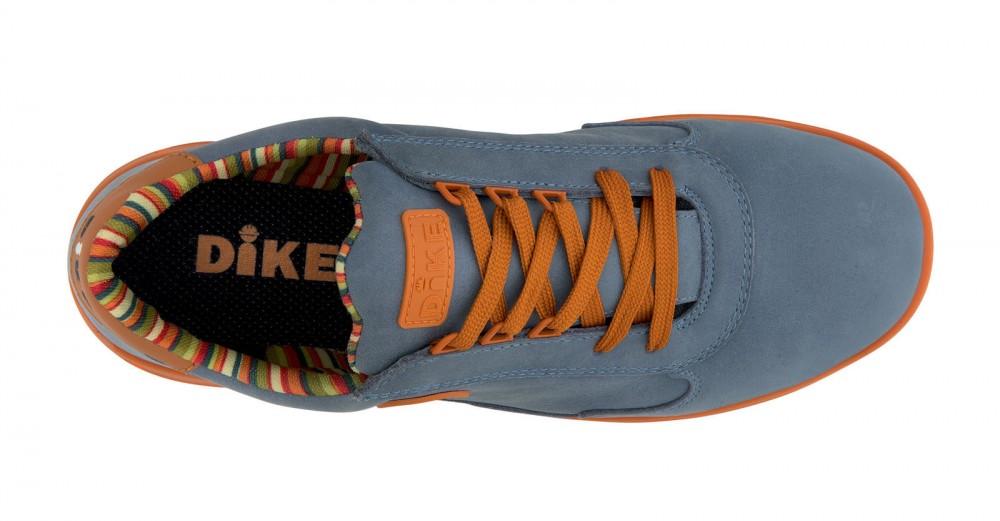4a265a3ea8b6 Dike Cross szürke ESD munkavédelmi cipő