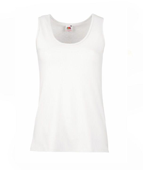 b23308ca0b Fruit női trikó Lady-Fit Vest 160 fehér