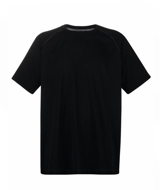 916656ba4a Fruit póló Performance T 140 fekete