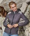 Tee Jays Ladies Hooded Outdoor Crossover Jacket