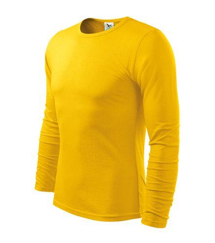 Adler hosszú ujjú póló Fit-T 160 sárga 33deec85d6