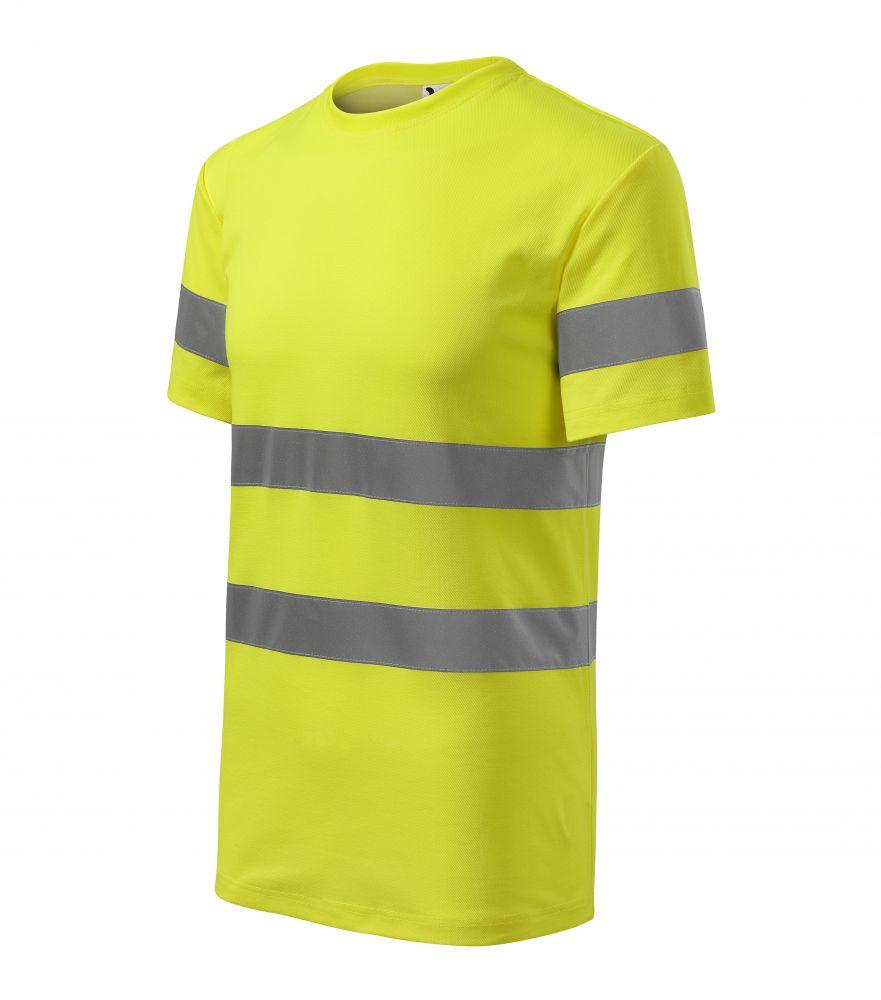 Adler jól láthatósági póló HV Protect fényvisszaverő sárga 2402a3c2bb