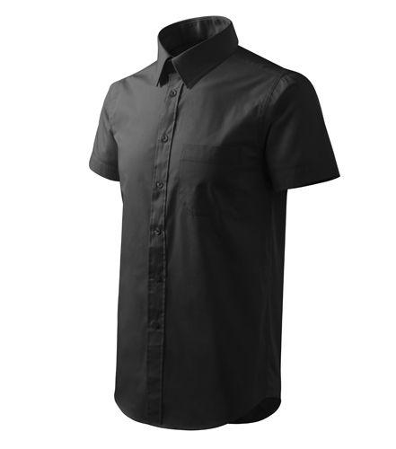 Adler rövid ujjú ing 120 fekete 575431b295