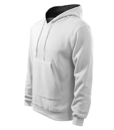 Adler pulóver Hooded Sweater 320 fehér ce35259d0f