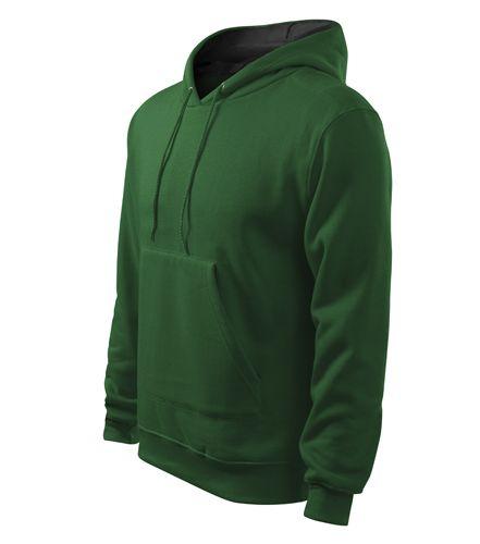 Adler pulóver Hooded Sweater 320 üvegzöld e0539e28b0