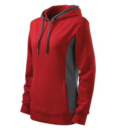 7144a35839 Adler női pulóver Kangaroo 280 piros