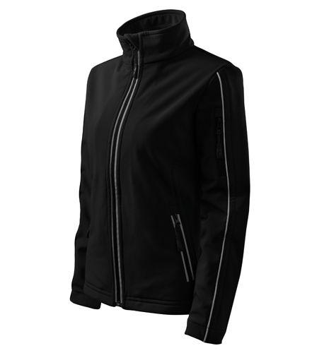 Adler női dzseki Softshell Jacket 300 fekete cf8a673b57