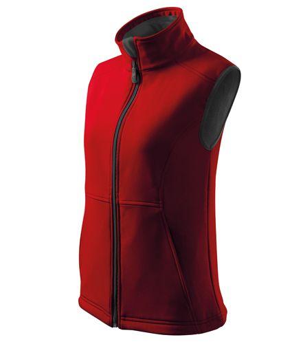 c9aaf86ae1 Adler/Malfini női softshell mellény Vision 280 piros