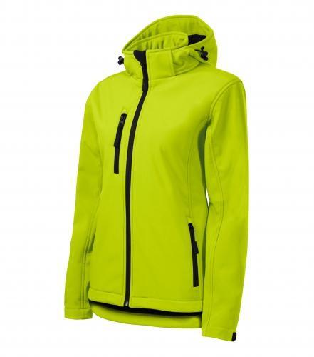 a6503d0635 Adler Performance zöld női softshell kabát