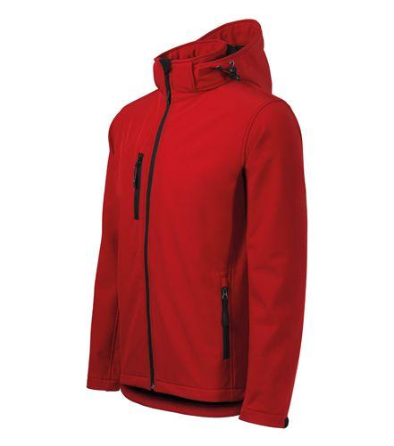 58a0c51dcc Adler softshell kabát Performance 300 piros