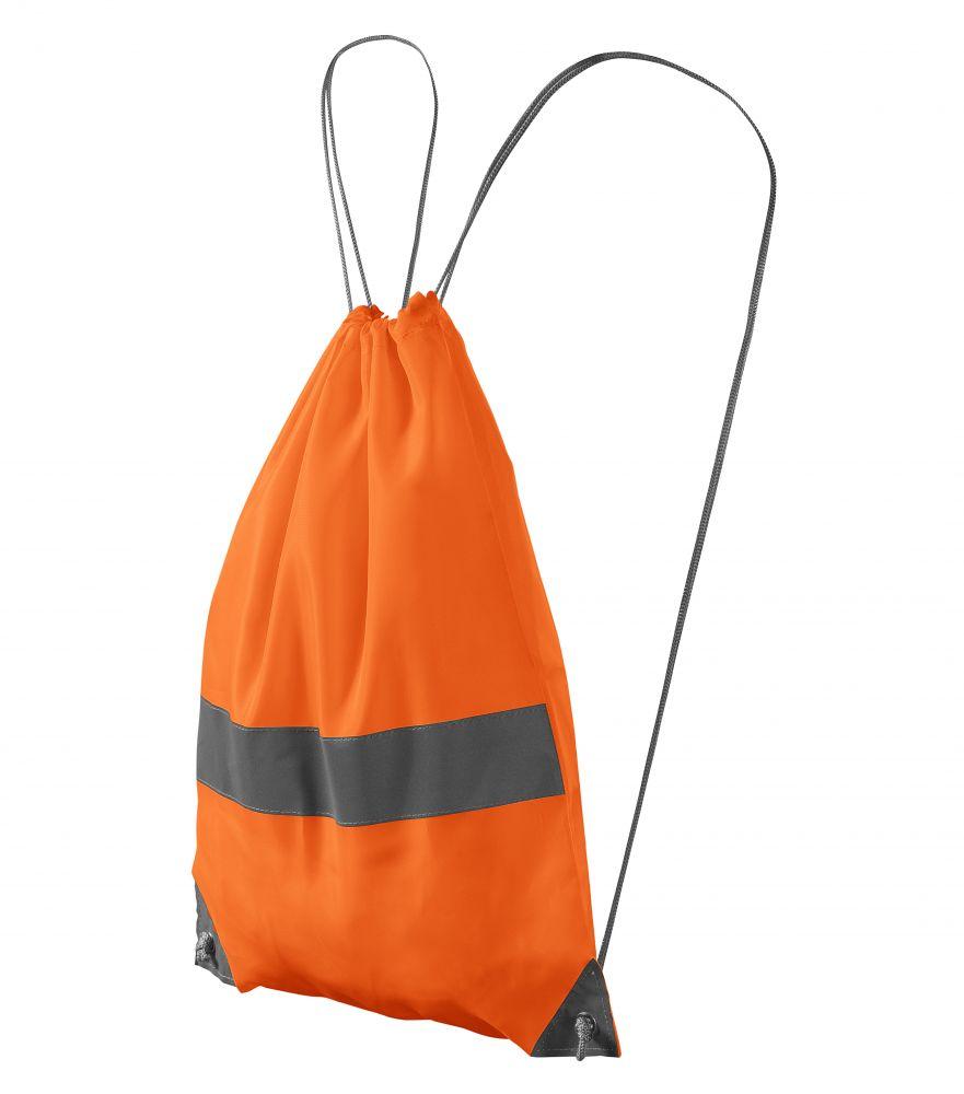 Adler jól láthatósági tornazsák Energy HV fluo-narancssárga 9cdd42f43d