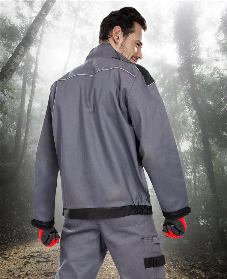 5f3bb6606c Ardon Cool Trend szürke munkás kabát