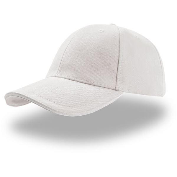 3265e9e268dd Atlantis baseball sapka Liberty Sandwich 6P fehér-fehér