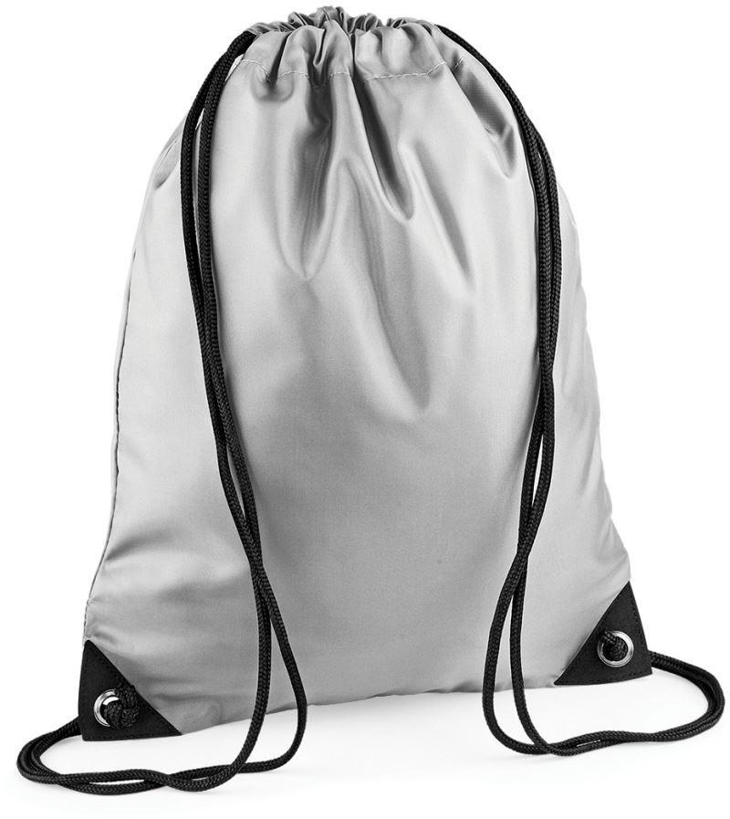 Bag Base tornazsák Premium Gymsac ezüst 53ba05ac0d
