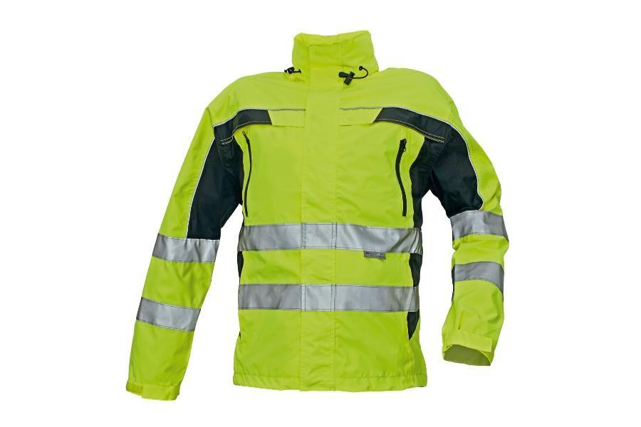 Cerva Ticino sárga téli kabát 69a050353a