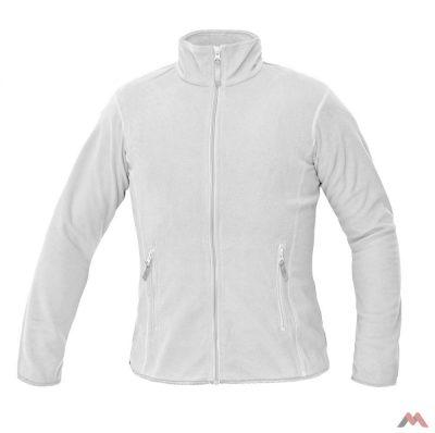 Cerva női polár pulóver Gomti 180 fehér