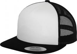 Classics baseball sapka Classic Trucker 5P fekete-fehér 6db4493081