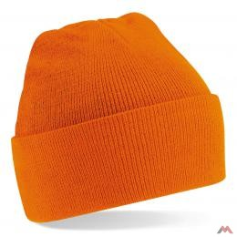 Beechfield narancssárga kötött sapka 5b4f52f624