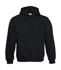 SG pulóver Hooded Sweatshirt 280 fekete