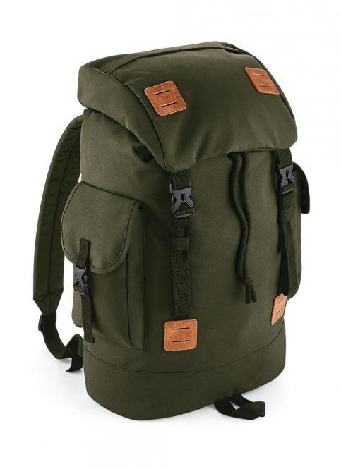 e87289e9e9 Bag Base hátizsák Urban Explorer zöld-barna