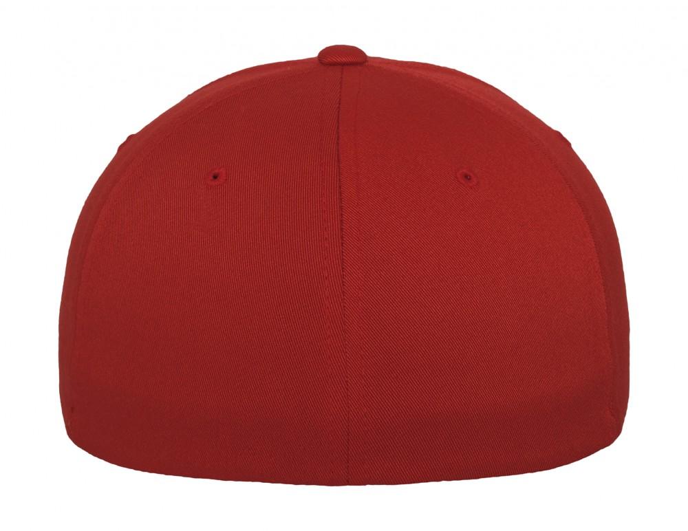 Flexfit piros baseball sapka 2bea328011