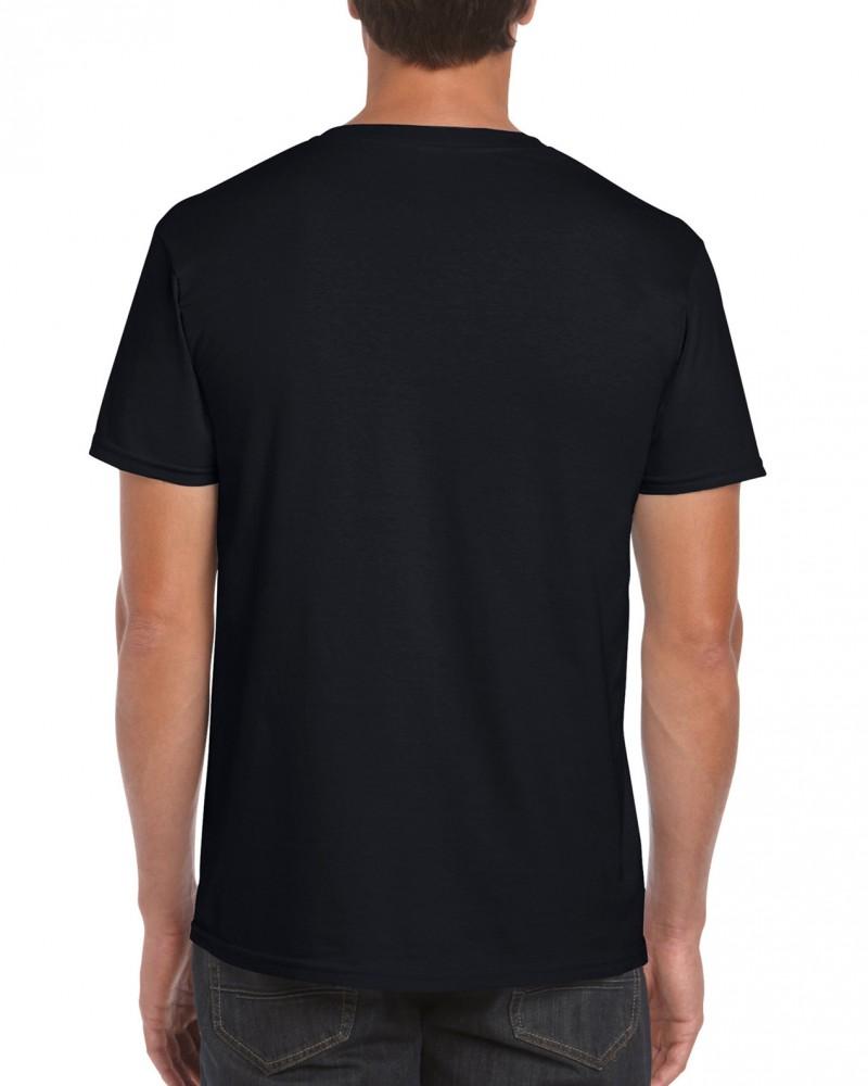 Gildan fekete póló 340d1df178