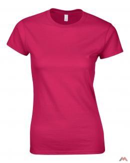 1dc786e244 Gildan Ladies Fitted Ring Spun T-Shirt