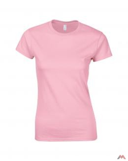 Gildan Ladies Fitted Ring Spun T-Shirt cf697f3c16