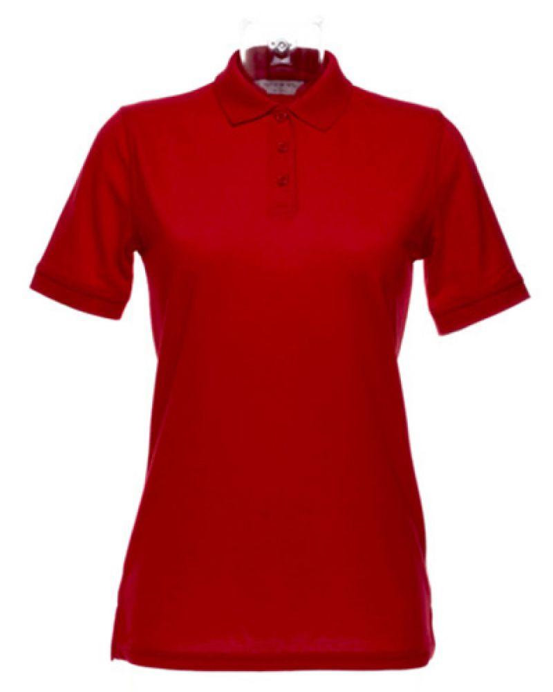 208e290cc4 Kustom Kit női galléros póló Klassic Polo Superwash 60 185 piros