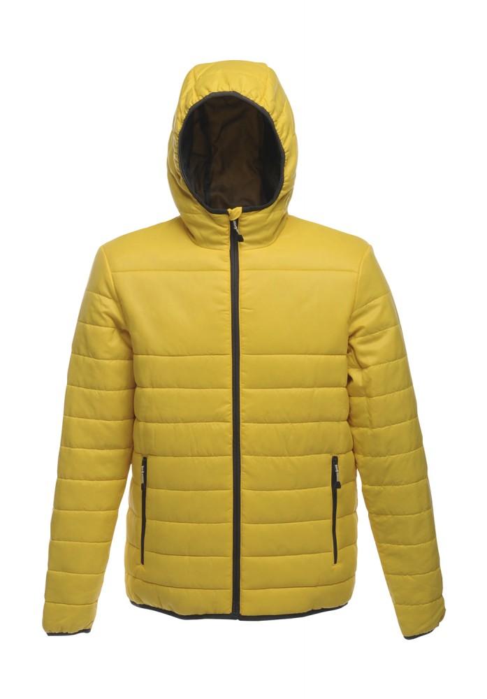 Regatta dzseki Acadia Thermal sárga-szürke 2147a76884