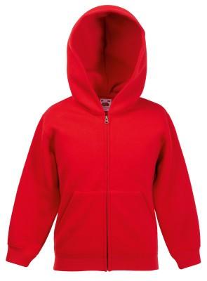 cc1e91cea7 Fruit Classic Kids Hooded Sweat Jacket