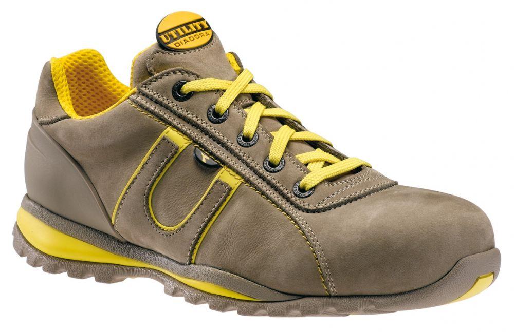 Diadora munkavédelmi cipő Utility Glove SB HRO szürke AKCIÓ 35683831f3