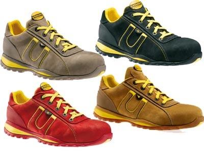 Diadora Glove szürke munkavédelmi cipő 91e6d4ae59