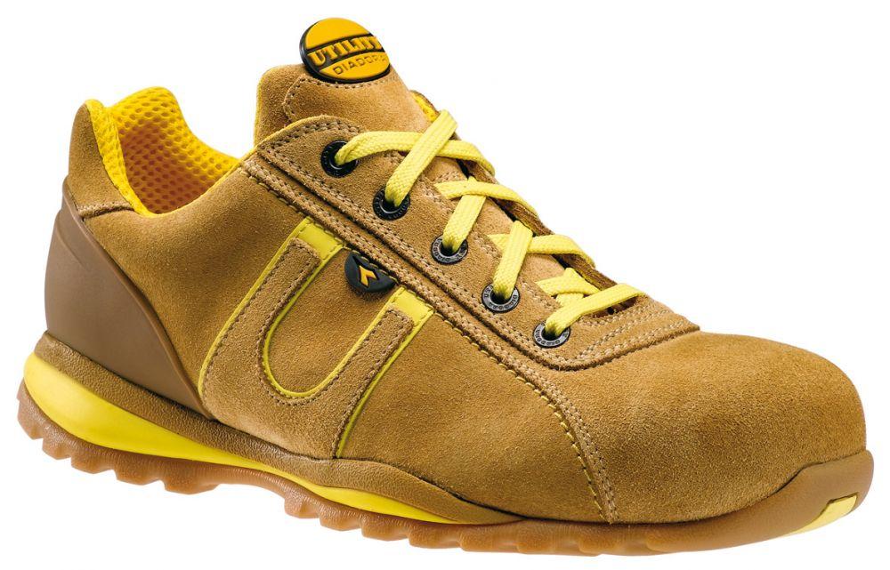 Diadora munkavédelmi cipő Utility Glove SBP barna AKCIÓ 53c8faf03e