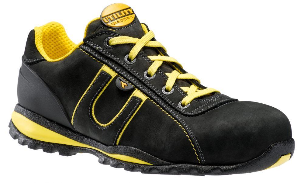 Diadora munkavédelmi cipő Utility Glove S1P HRO fekete AKCIÓ fcfb909b9a
