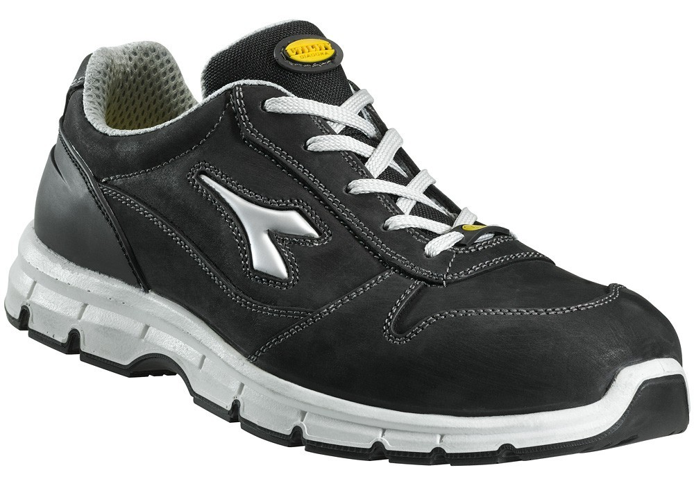 Diadora munkavédelmi cipő Utility Run S3 ESD fekete AKCIÓ b095ccba2a