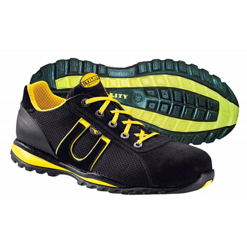 Diadora munkavédelmi cipő Utility Glove Tex S1P HRO fekete 252a8b7937