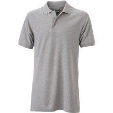 James & Nicholson Men's Workwear Piqué Polo
