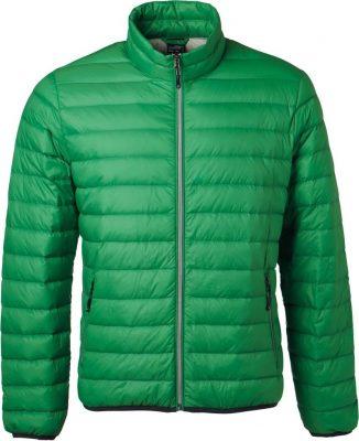 James & Nicholson zöld bélelt dzseki