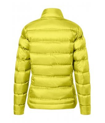 9044f424b8 James & Nicholson sárga bélelt női dzseki