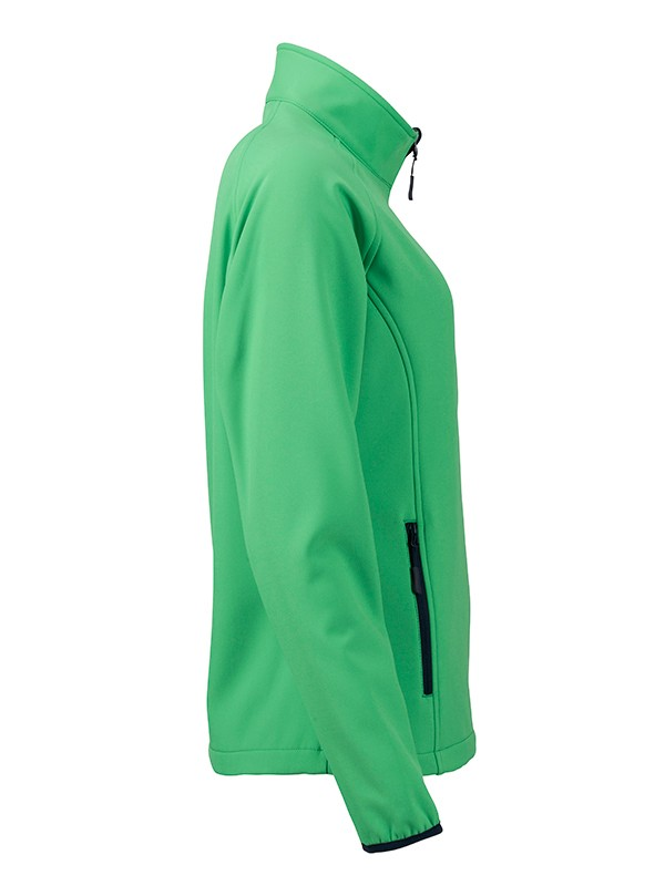52bdd5ce5d James & Nicholson Ladies' Promo Softshell Jacket