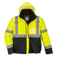 Portwest jól láthatósági kabát 15d7e7adbb