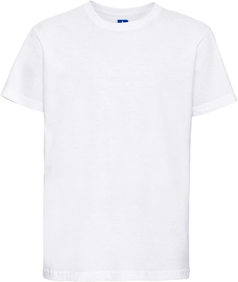 b34e08615a Russell gyerek póló Slim T 140 fehér