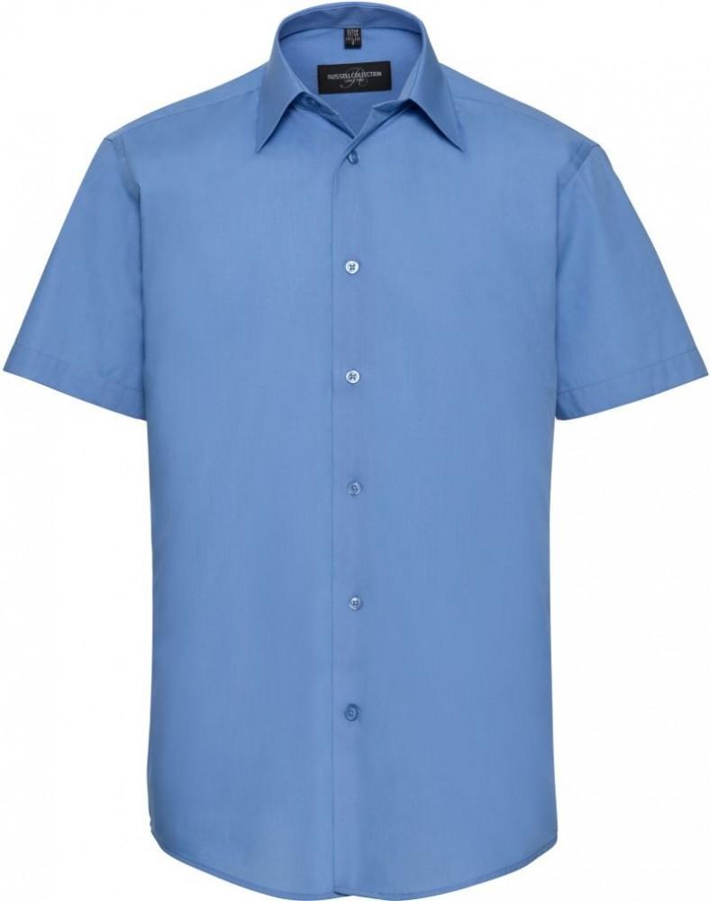 340f6d9780 Russell rövid ujjú kék ing