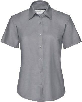 Russell hosszú ujjú női ing Classic Twill Shirt LS 130 kék