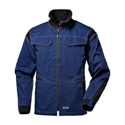 Sir Safety Industrial Ripstop kék munkáskabát